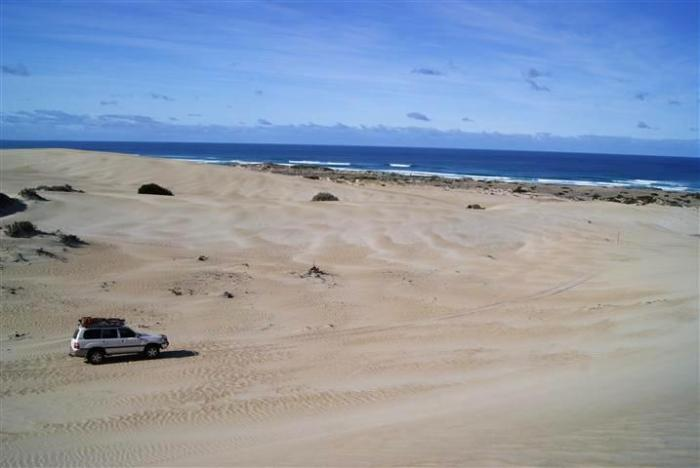 dunes to Gunyah Beach