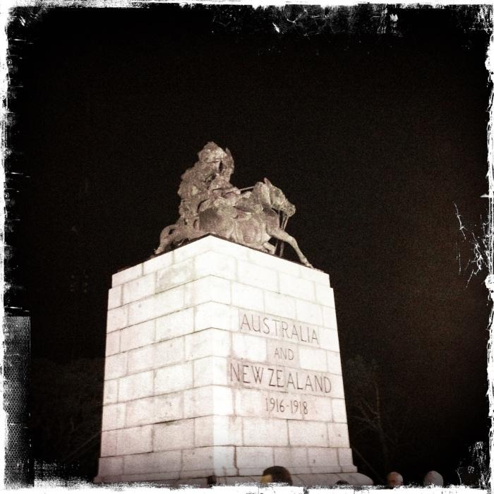 Mt Clarence memorial