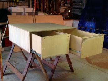 12 drawers
